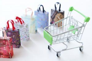 買い物ショッピングカート