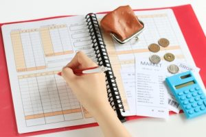 節約お金貯める家計簿
